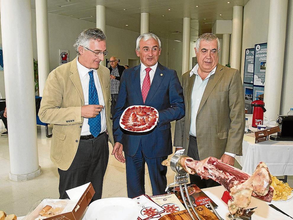 El jamón de Teruel genera 2.000 empleos directos en la provincia.
