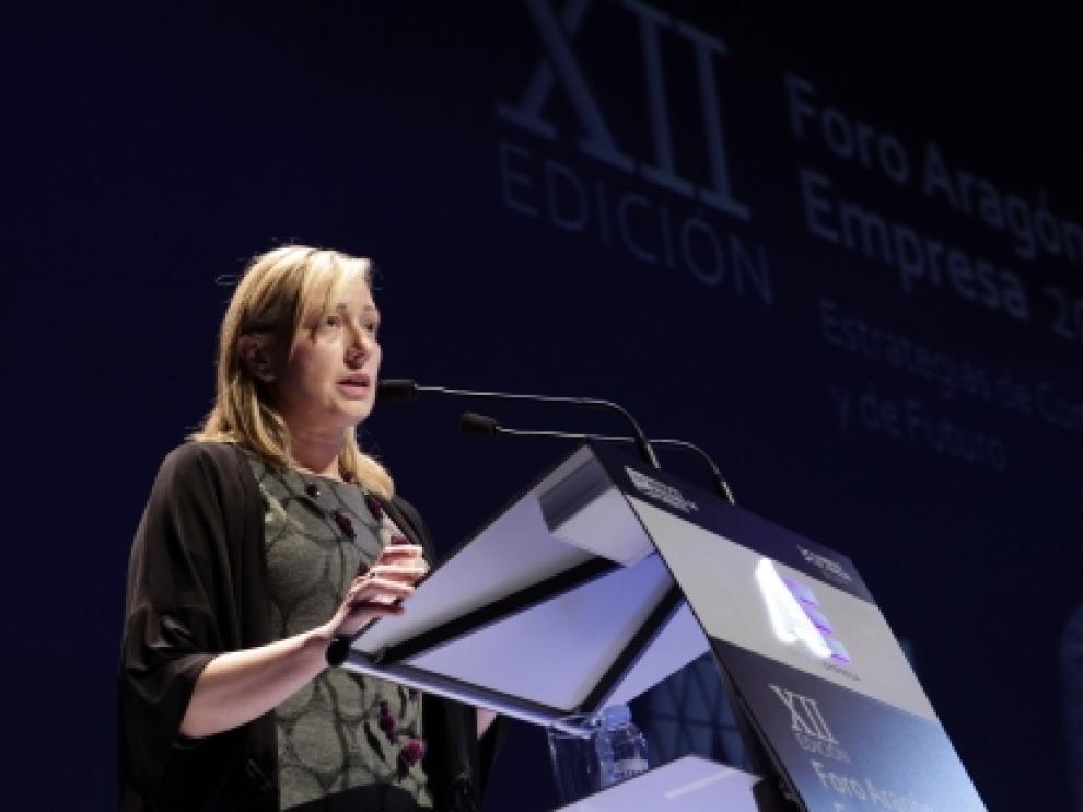 Marta Gastón, en una imagen de archivo.
