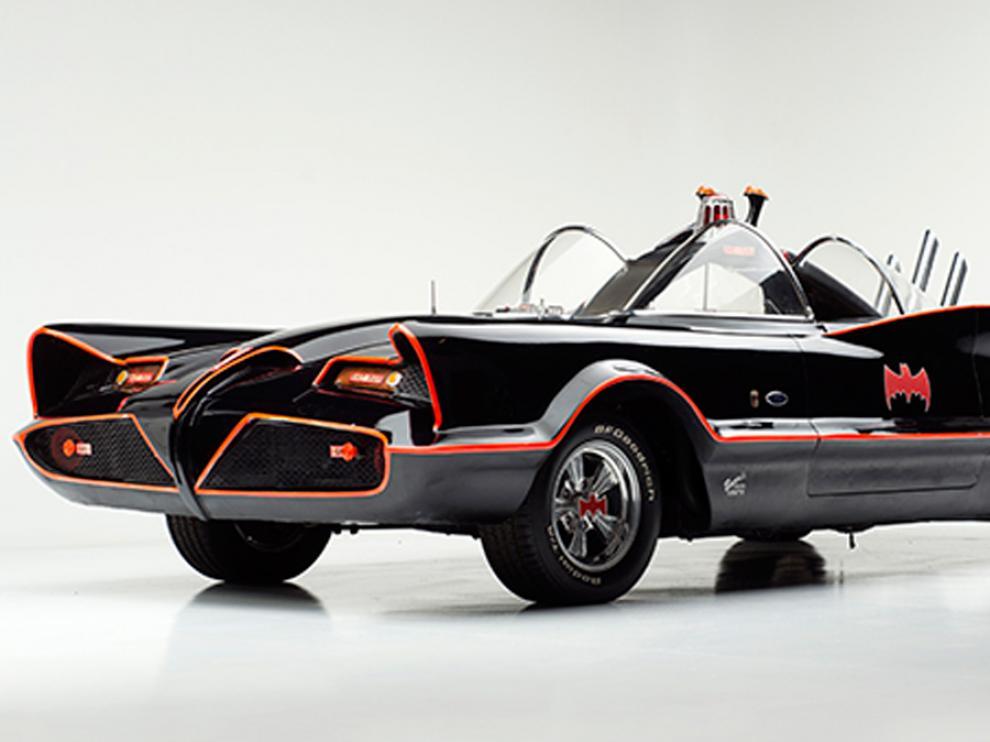 Primer Batmóvil
