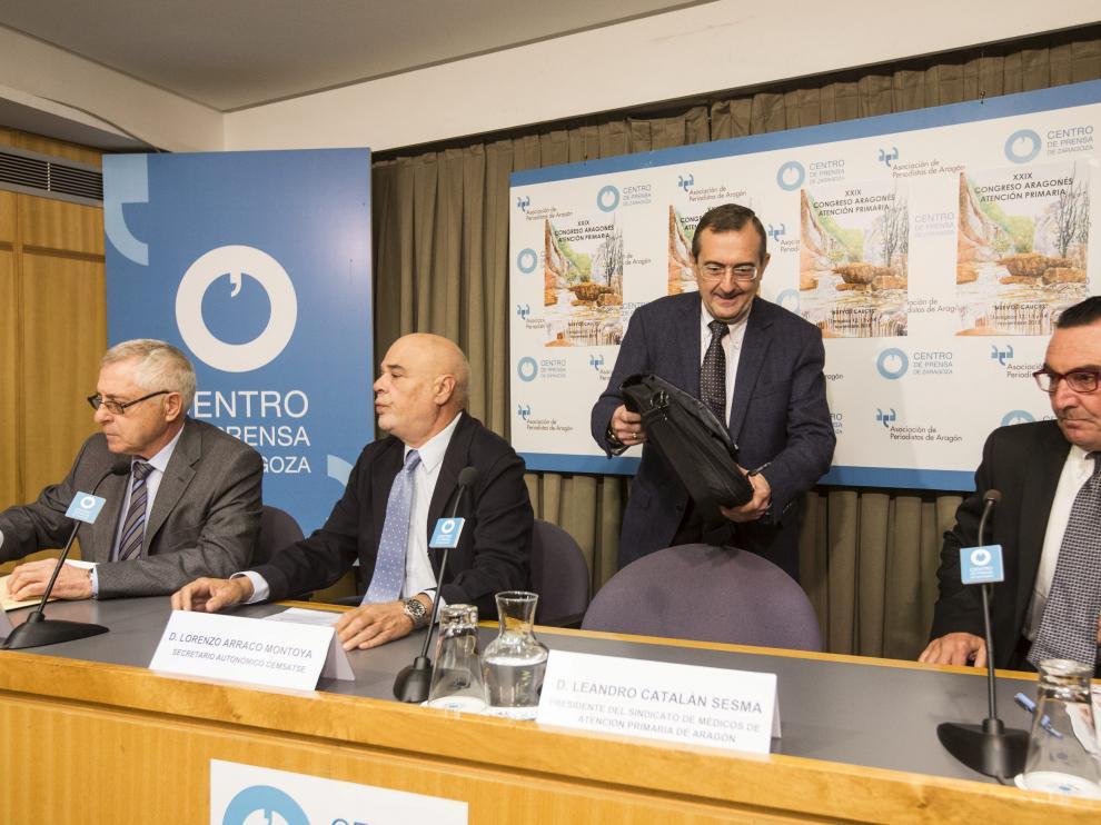 Presentación del XXIX Congreso Aragonés de Atención Primaria.