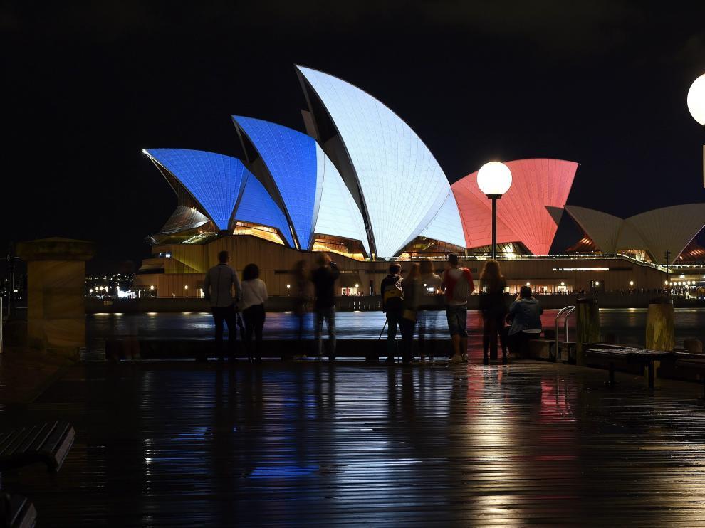 El teatro de la ópera de Sidney