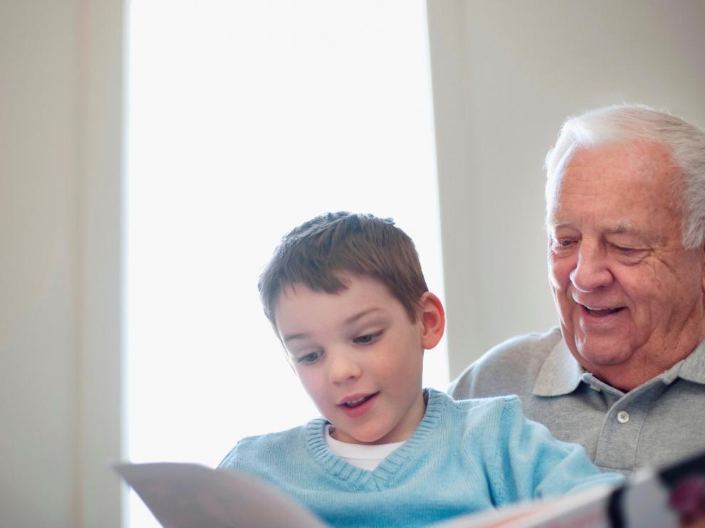 Campaña para concienciar a la sociedad sobre la enfermedad de Alzheimer.