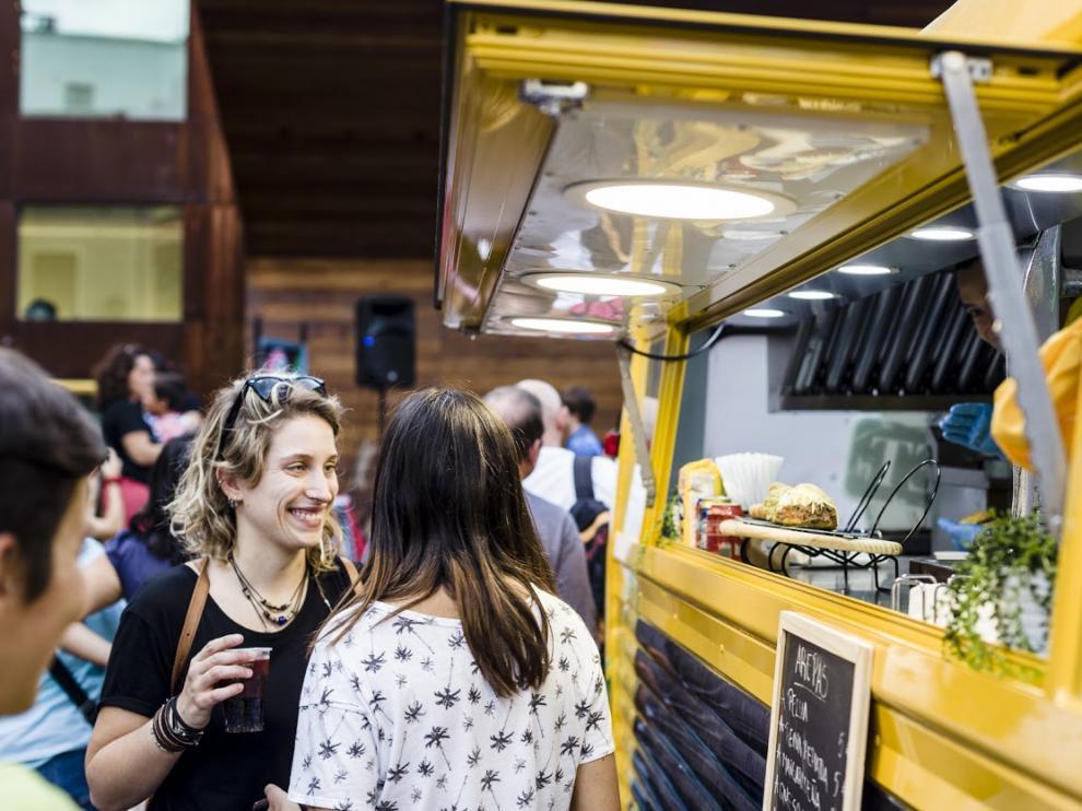 Catatruck, festival de 'food trucks' en Las Armas
