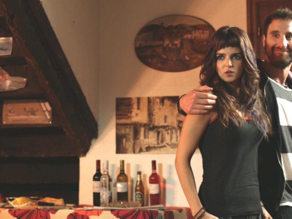 Fotograma de la película 'Ocho apellidos catalanes'.