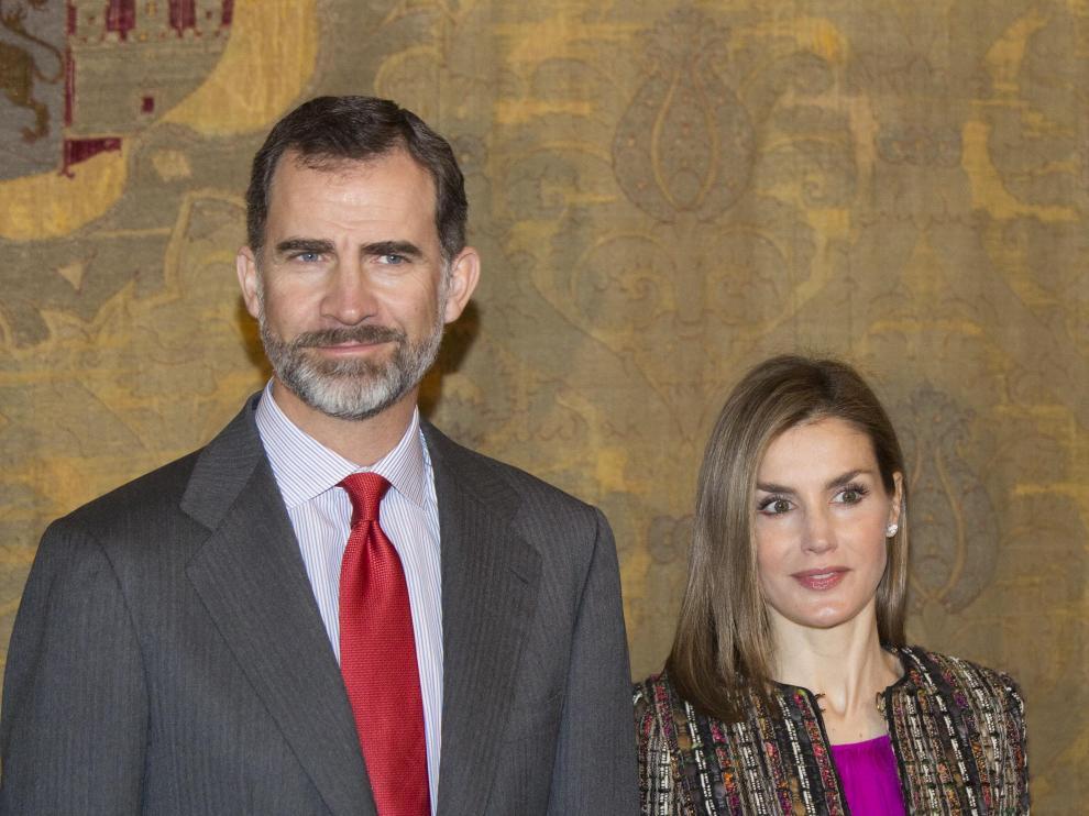 Los Reyes presidirán el acto del XV aniversario de '20minutos'.