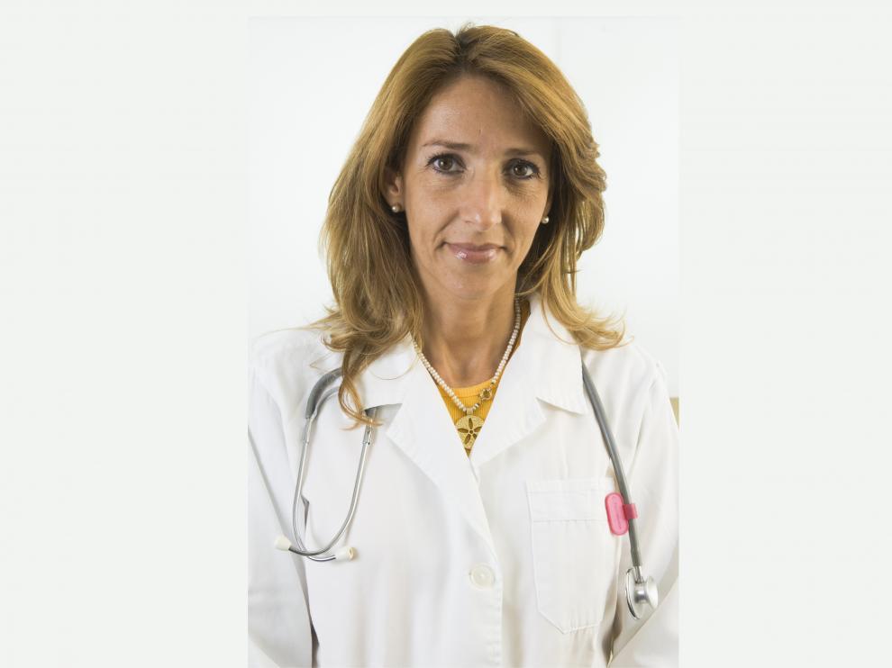 La doctora Esther Redondo, coordinadora nacional del Grupo de Trabajo de Actividades Preventivas de Semergen.