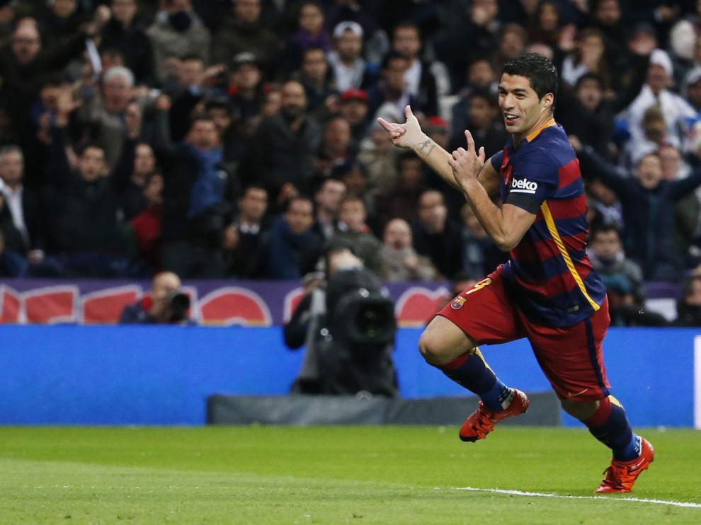 Festín del Barça en el Clásico