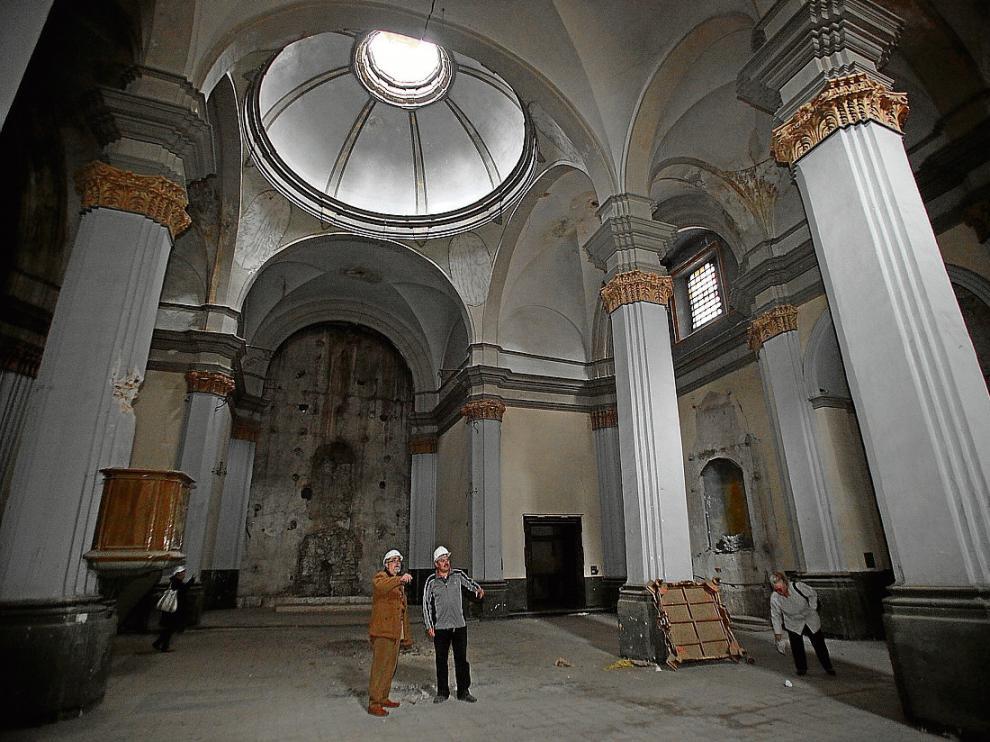 La inversión más ambiciosa recogida en el borrador presupuestario de 2016  es la rehabilitación de la iglesia de San Miguel con 1,4 millones de euros de inversiones.