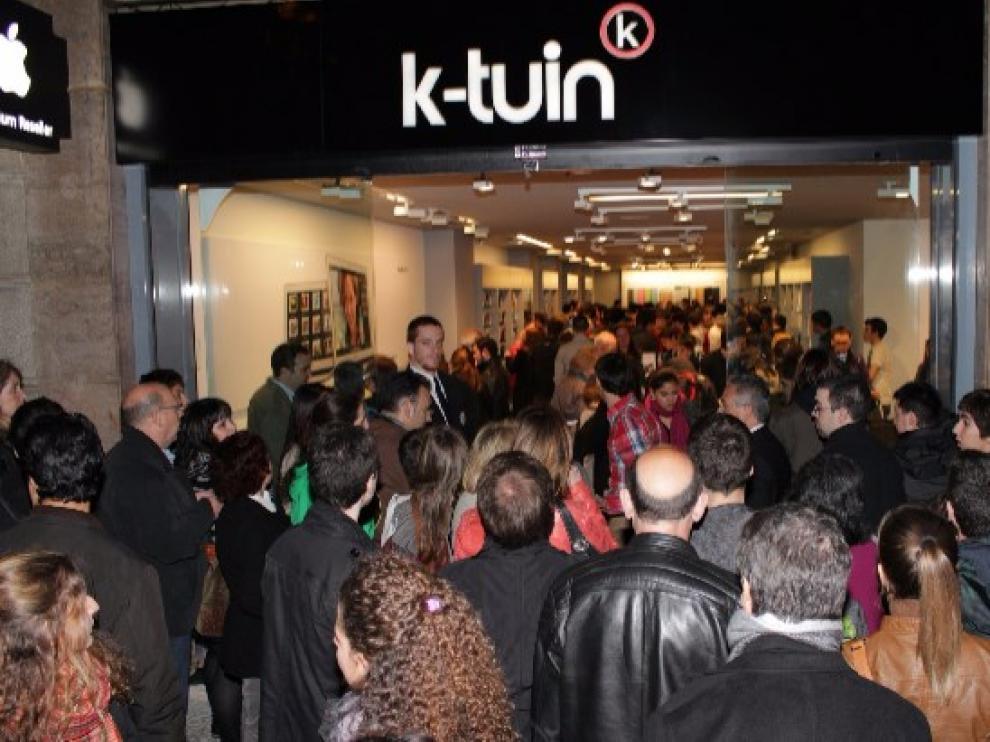En K-Tuin esperan cientos de clientes como en ediciones anteriores