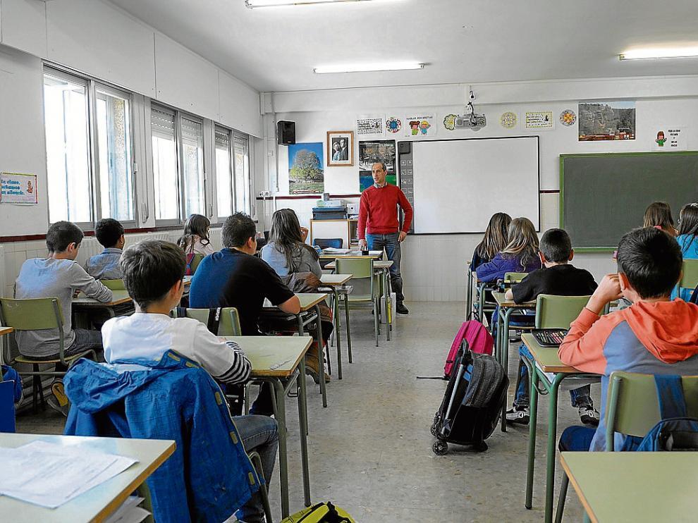 La prueba va dirigida a niños que en ese curso escolar cumplen 12 años.