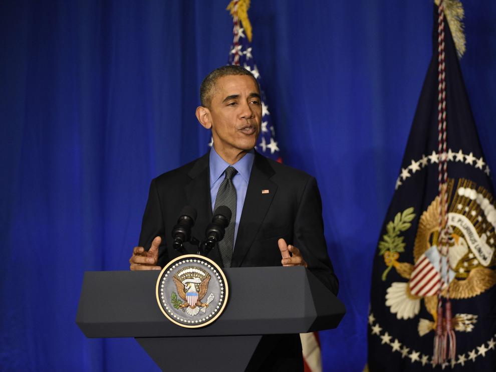Discurso de Obama en la Cumbre del Clima