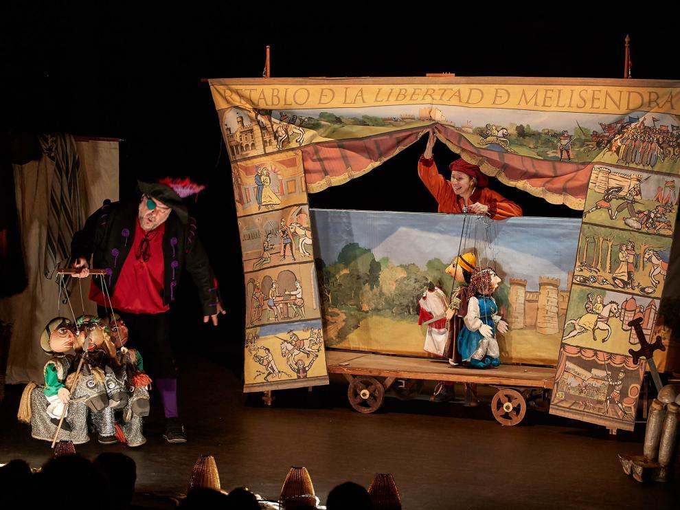 Teatro Arbolé lleva ya más de 30 años realizando Campañas Escolares de Iniciación al Teatro