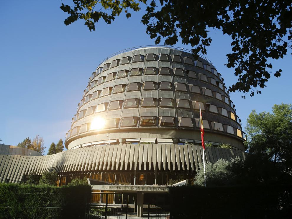 Tribunal Constitucional.