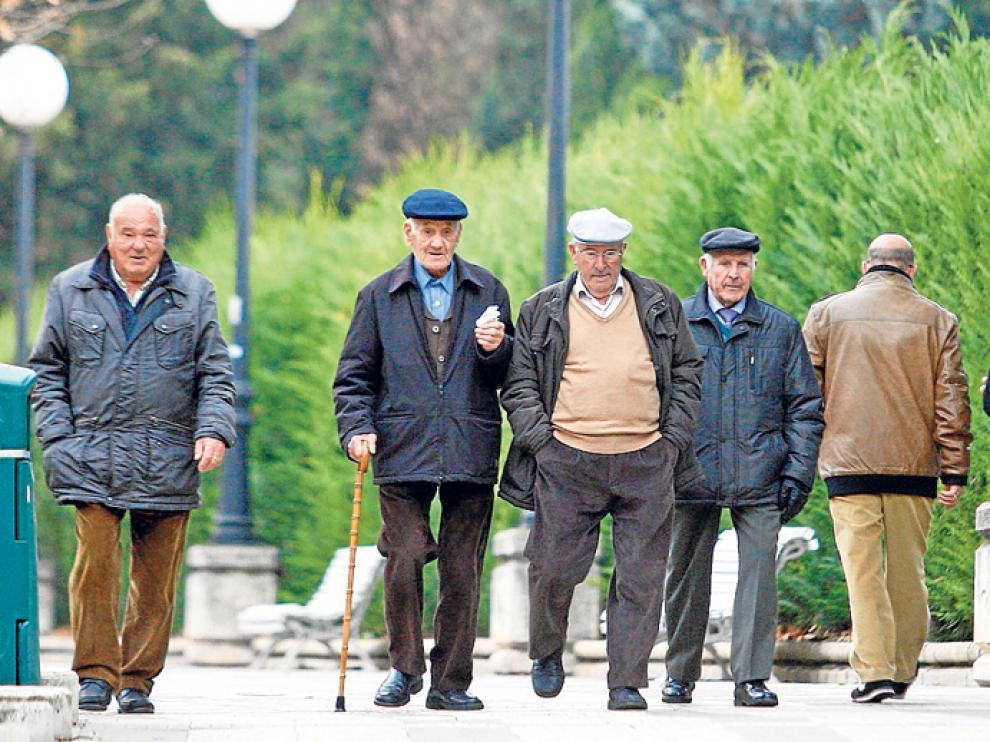 La longevidad es una característica clara de la población soriana.