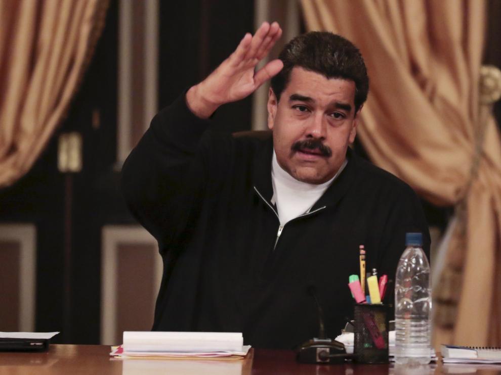 Maduro en una imagen de archivo.