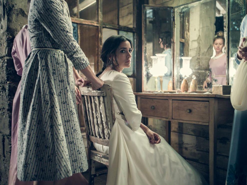 Fotograma de 'La novia', película dirigida por Paula Ortiz con Inma Cuesta en el papel protagonista.
