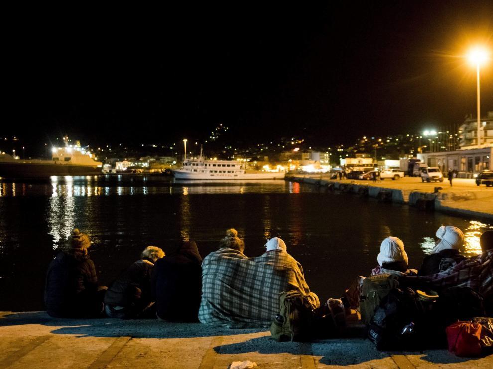 La agencia europea de control de fronteras exteriores (Frontex) cifró en noviembre en 1,2 millones el número de entradas de inmigrantes irregulares en los diez primeros meses del año