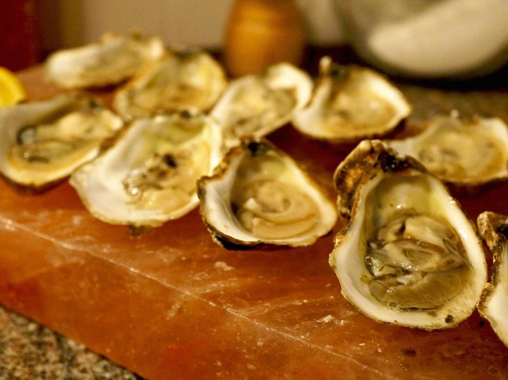 Las ostras de Ré, protegidas por una IGP, son uno de los manjares más característicos de la isla.