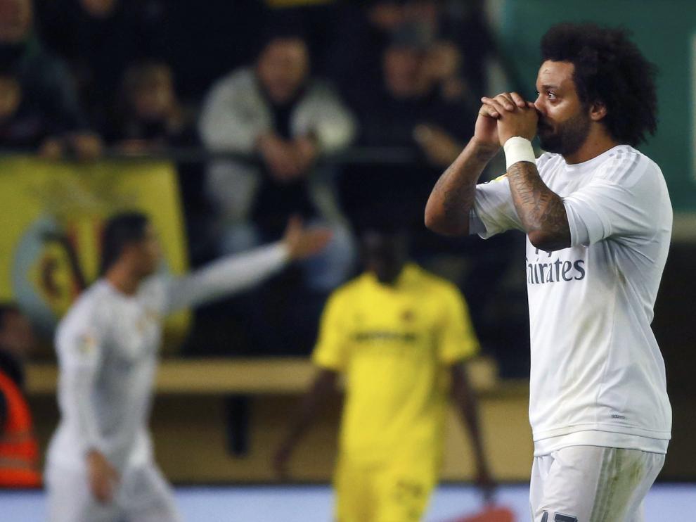 Nueva derrota del Real Madrid en Liga.