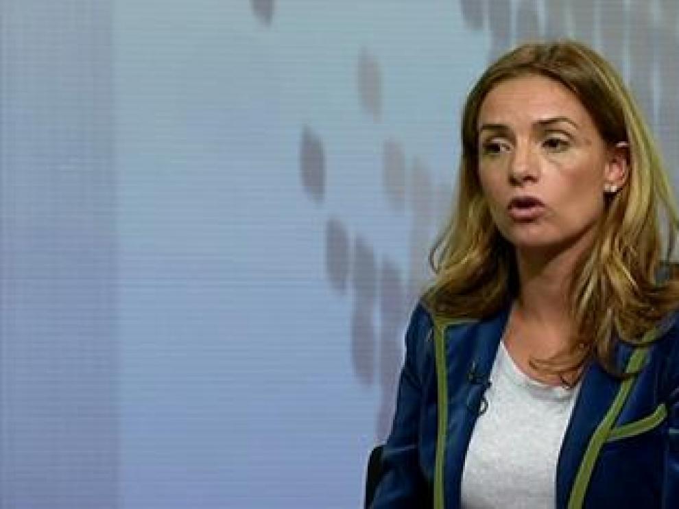 Susana Sumelzo en una imagen de archivo.