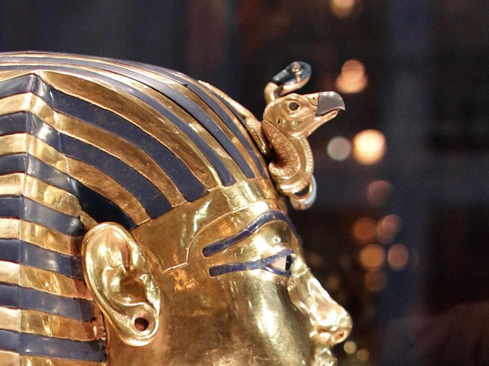 EGIPTO TUTANKAMÓN