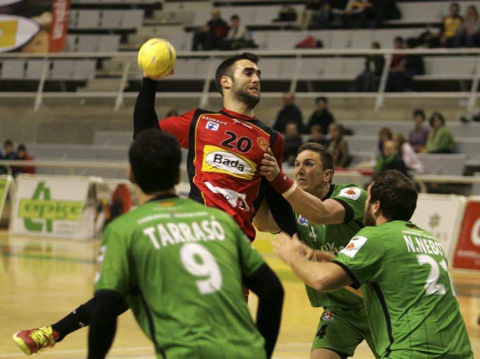 El Bada Huesca afronta la Copa con ilusión