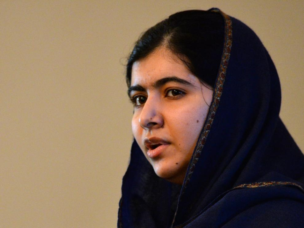 Malala en una imagen de archivo.