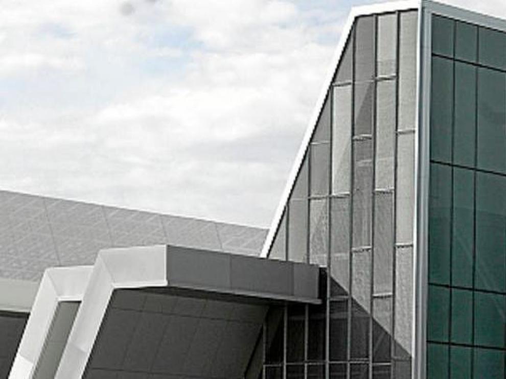 Palacio de Congresos de la Expo de Zaragoza