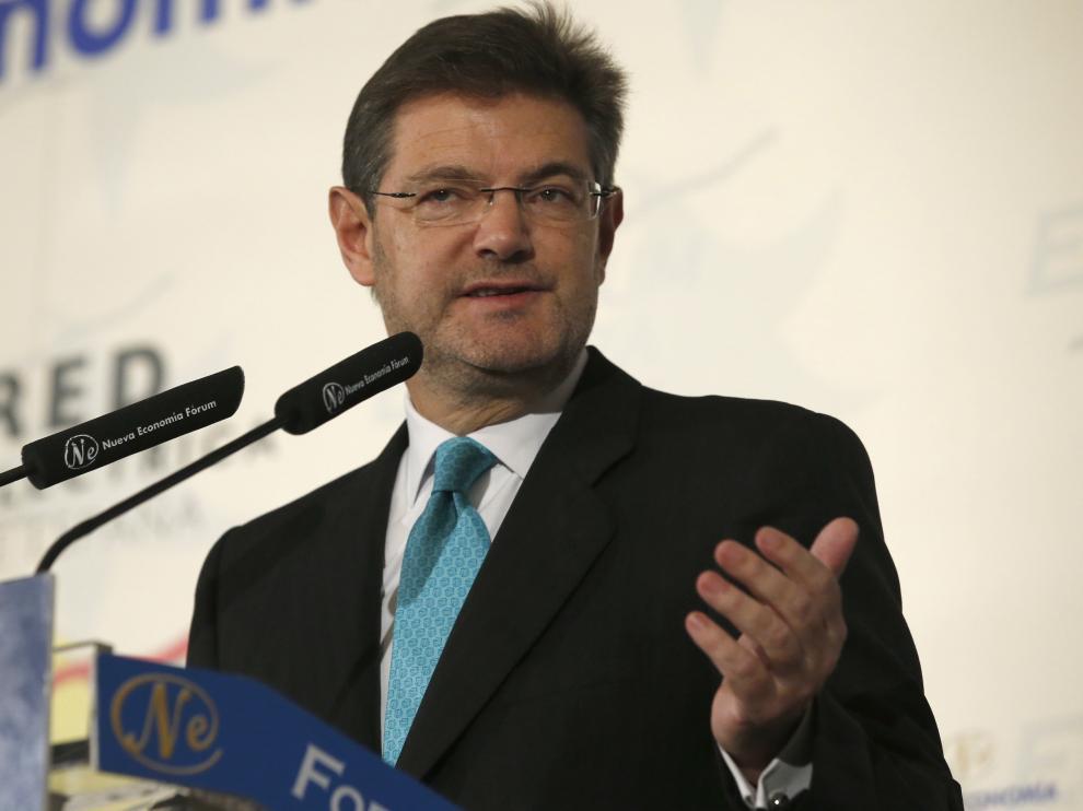 El ministro de Justicia, Rafael Catalá, ha asegurado que la extra se abonará en los próximos días.