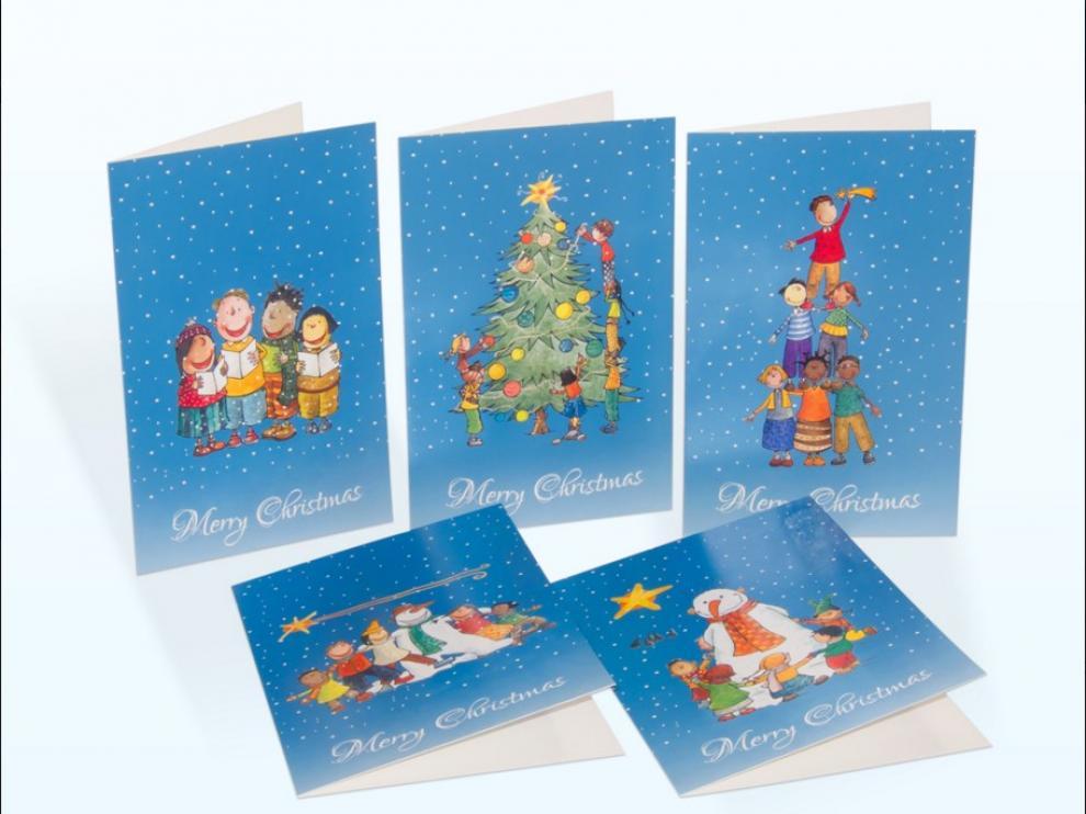 Felicitaciones Animadas De Navidad Divertidas.Adios A Las Postales De Navidad Noticias De Zaragoza En