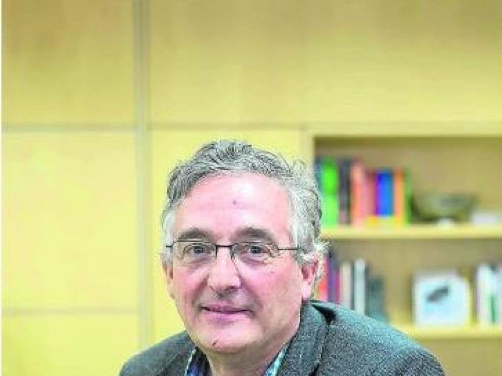 Joaquín Olona, consejero de Desarrollo Rural y Sostenibilidad.