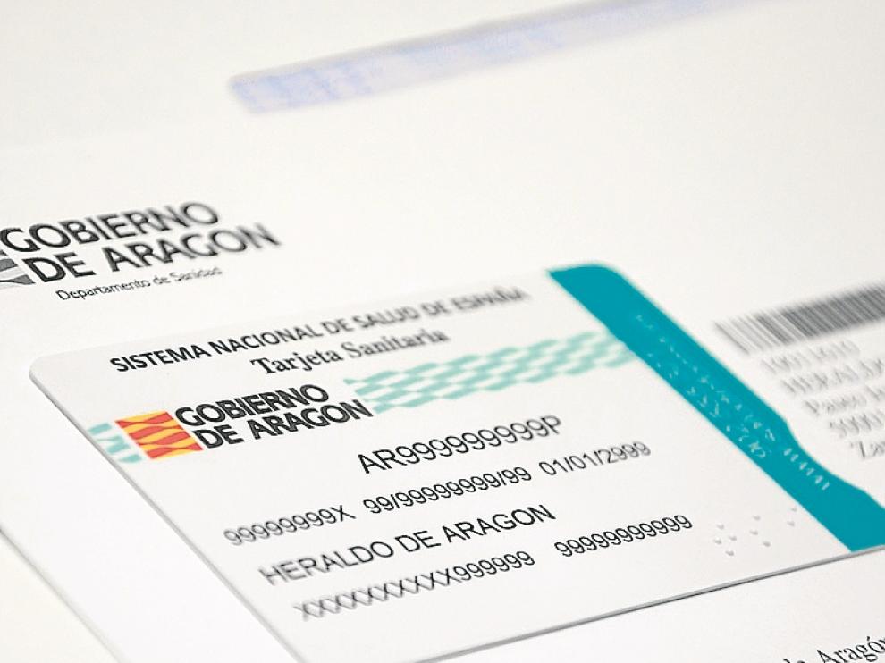 Las nuevas tarjetas se envían con una carta explicativa.