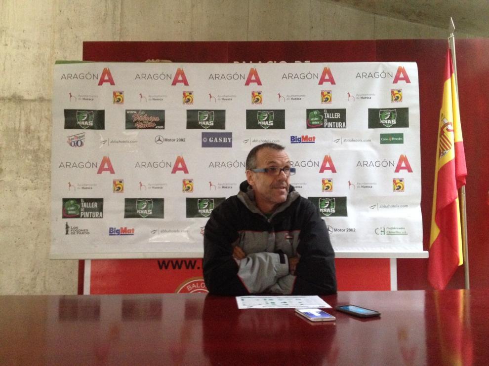 El Peñas Huesca cierra la primera vuelta en Logroño