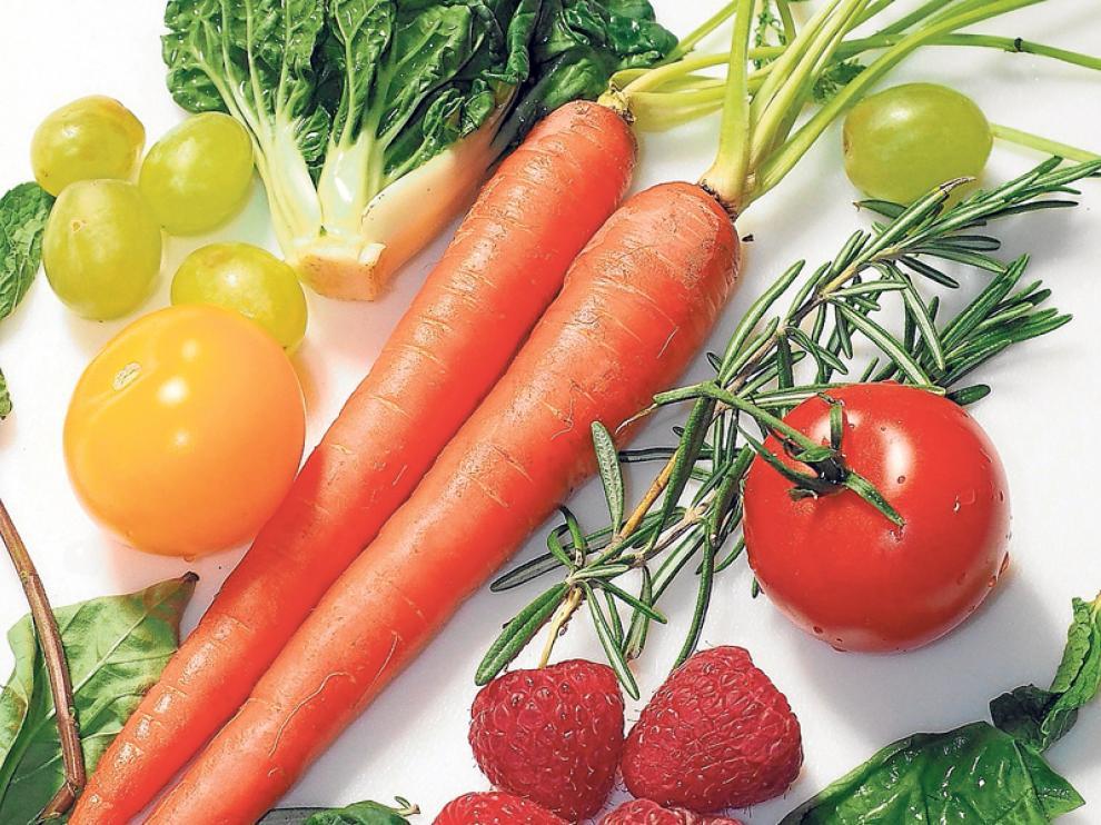 Una dieta equilibrada y variada es una buena opción para la salud.