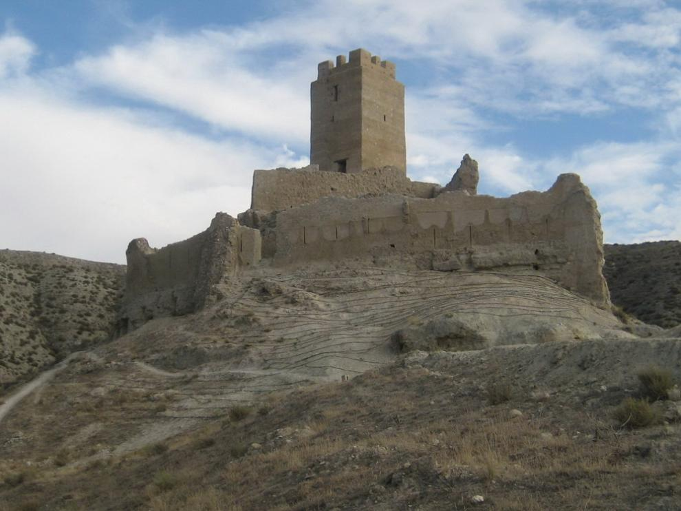 Castillo de Cadrete.