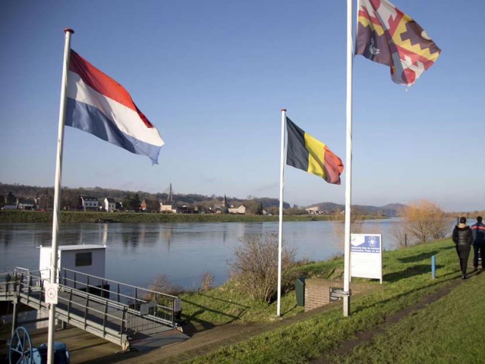 Bélgica y Holanda acuerdan modificar su frontera amistosamente