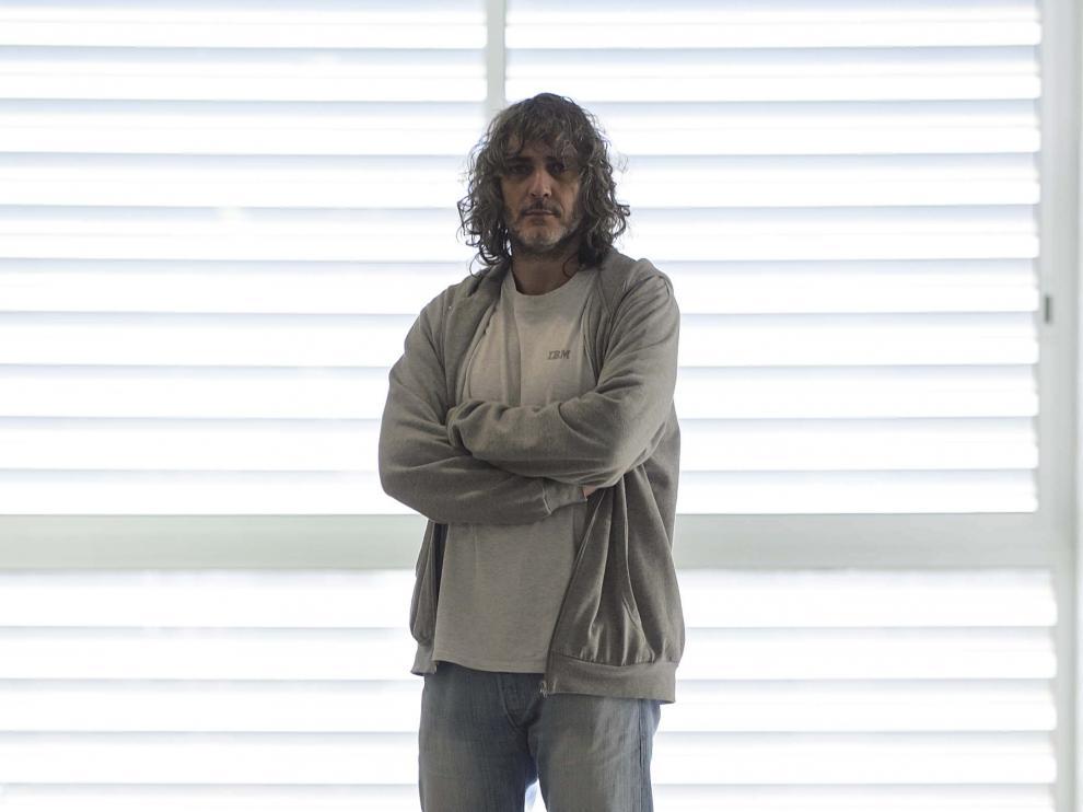 El científico Diego Gutiérrez, de la Universidad de Zaragoza