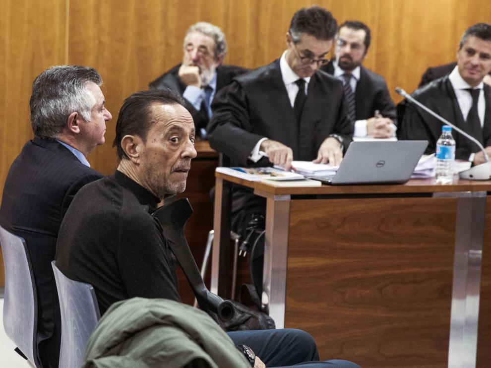 El exalcalde de Marbella Julián Muñoz en una foto de archivo.