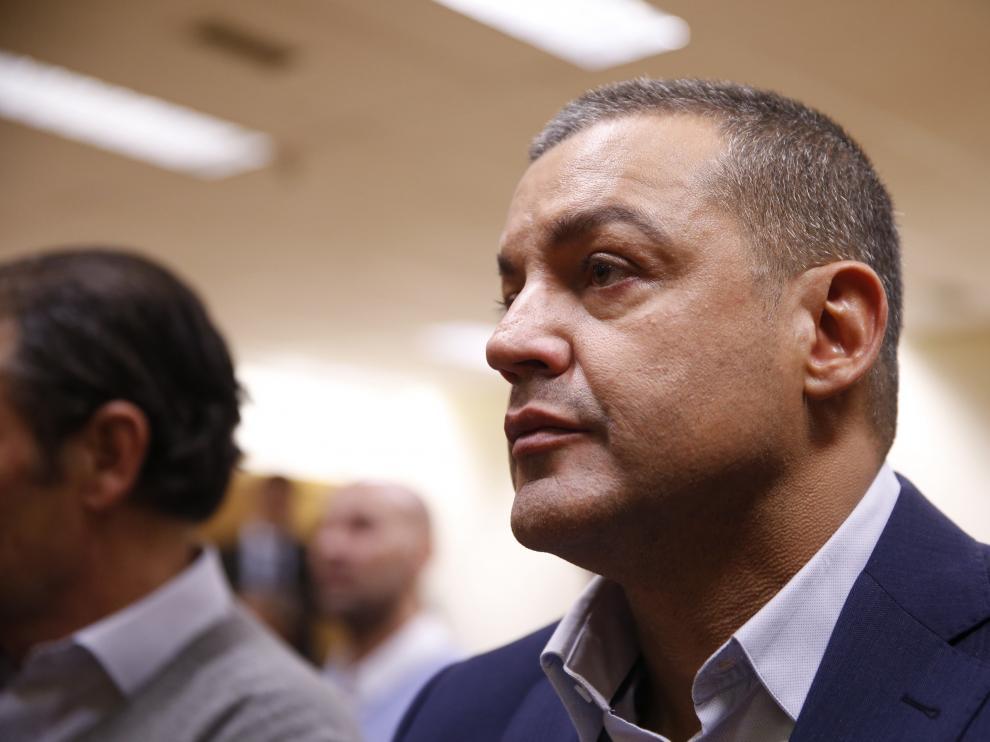 La Audiencia Provincial de Madrid que condenó a siete acusados, entre ellos al promotor de la fiesta, Miguel Ángel Flores, a cuatro años de prisión.