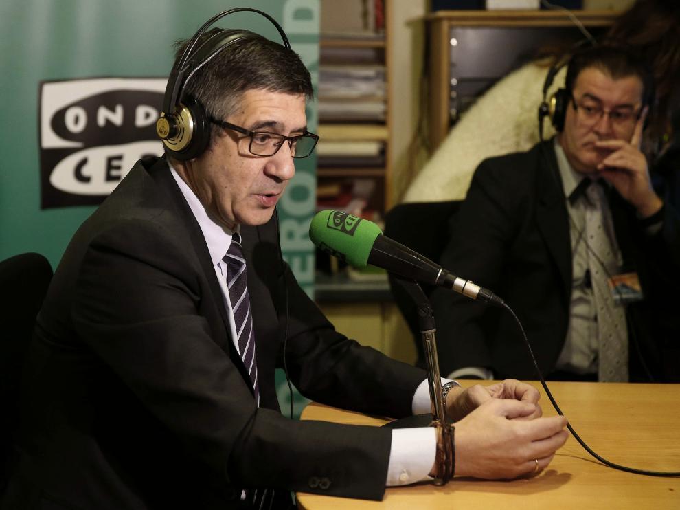 López, en una entrevista en Onda Cero.