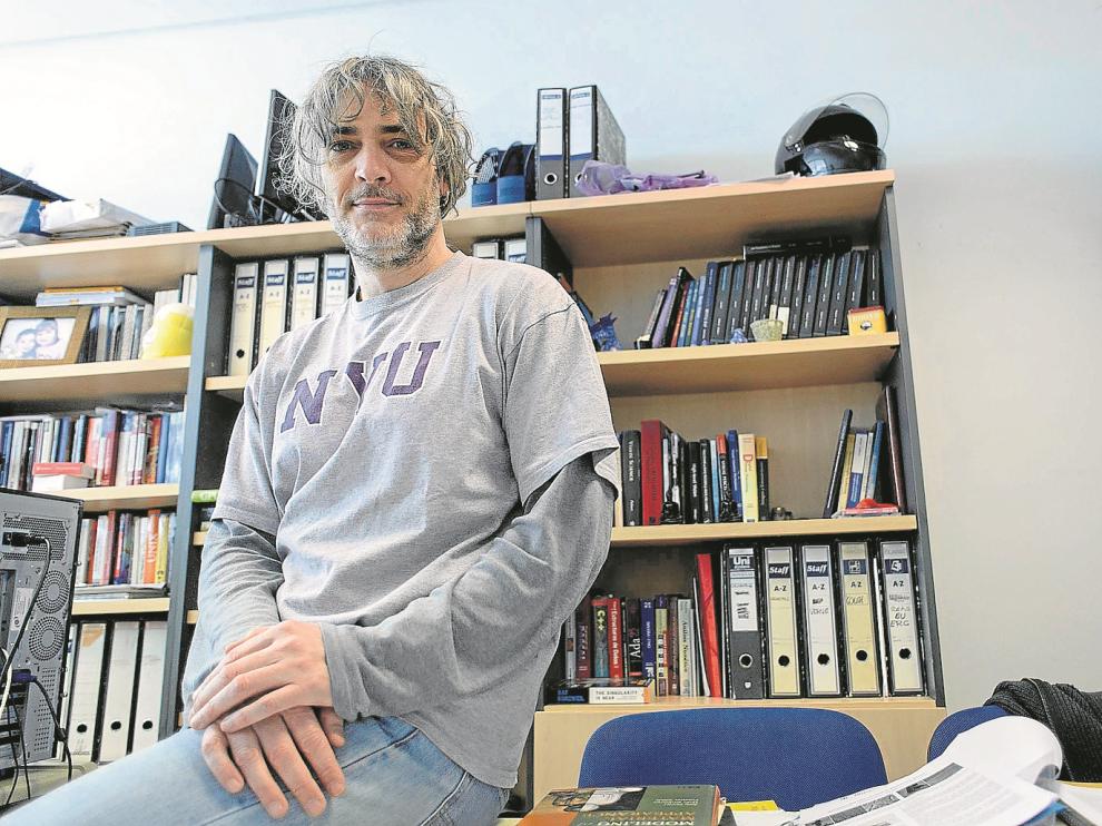 Diego Gutiérrez, investigador del I3A, ha logrado una de las ayudas europeas a la ciencia básica más exigentes que existen.
