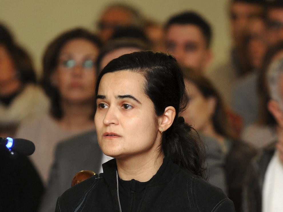 Triana Martínez en una imagen de archivo.