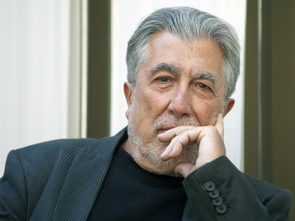 El escritor Jordi Sierra i Fabra.