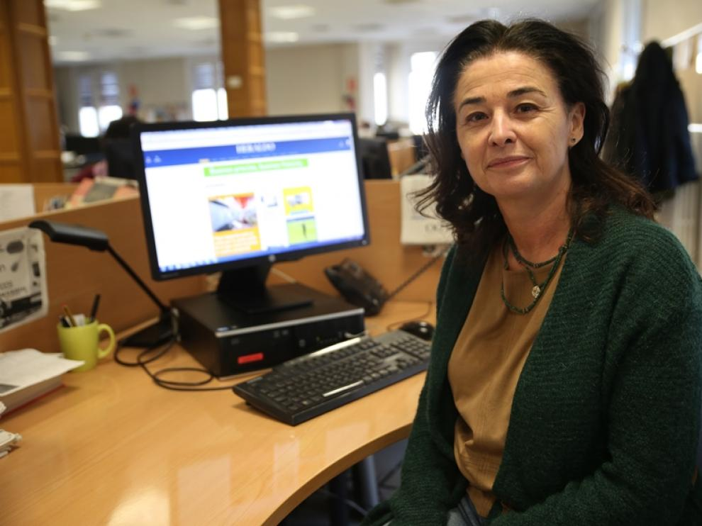La psicopedagoga Olga Lázaro.