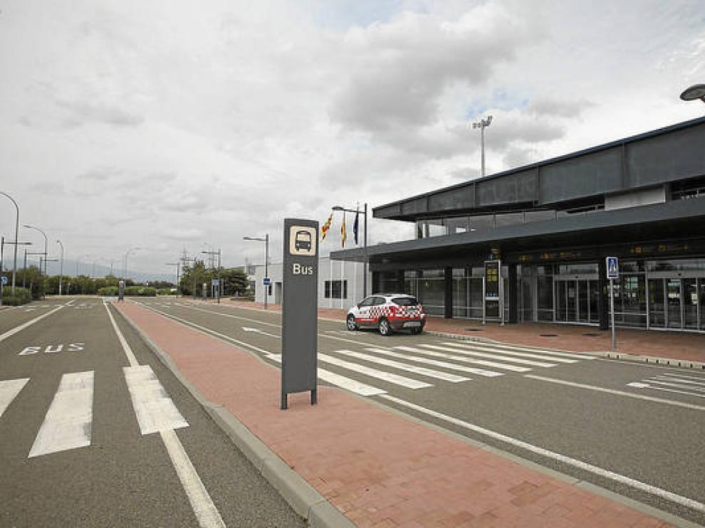 Aeropuerto Huesca-Pirineos.