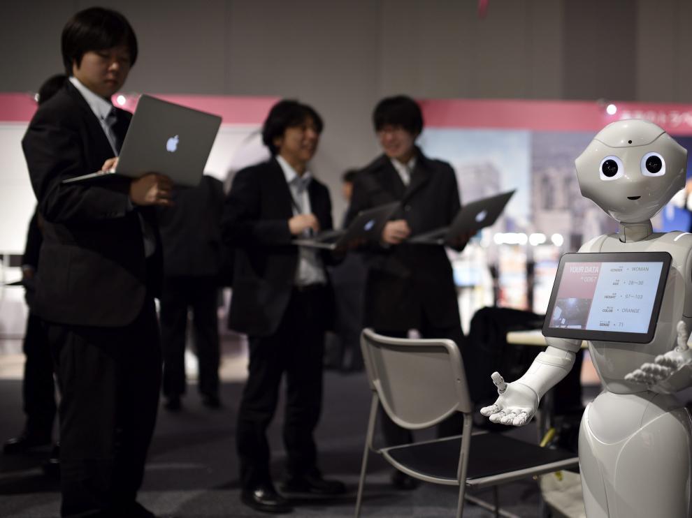La 'batalla' entre robots y humanos se disputará en el terreno de las leyes
