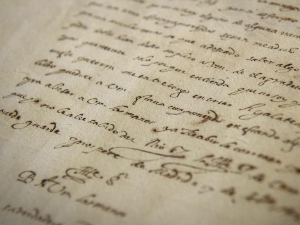 Edición fascímil del texto de Cervantes