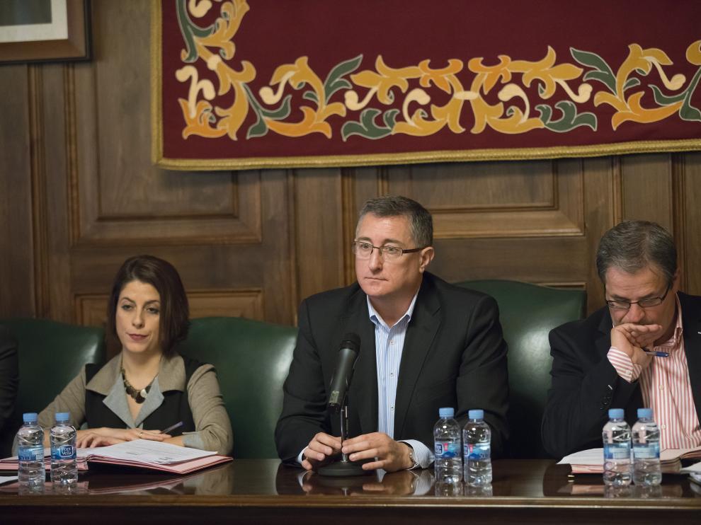 Manuel Blasco se despide como alcalde de Teruel