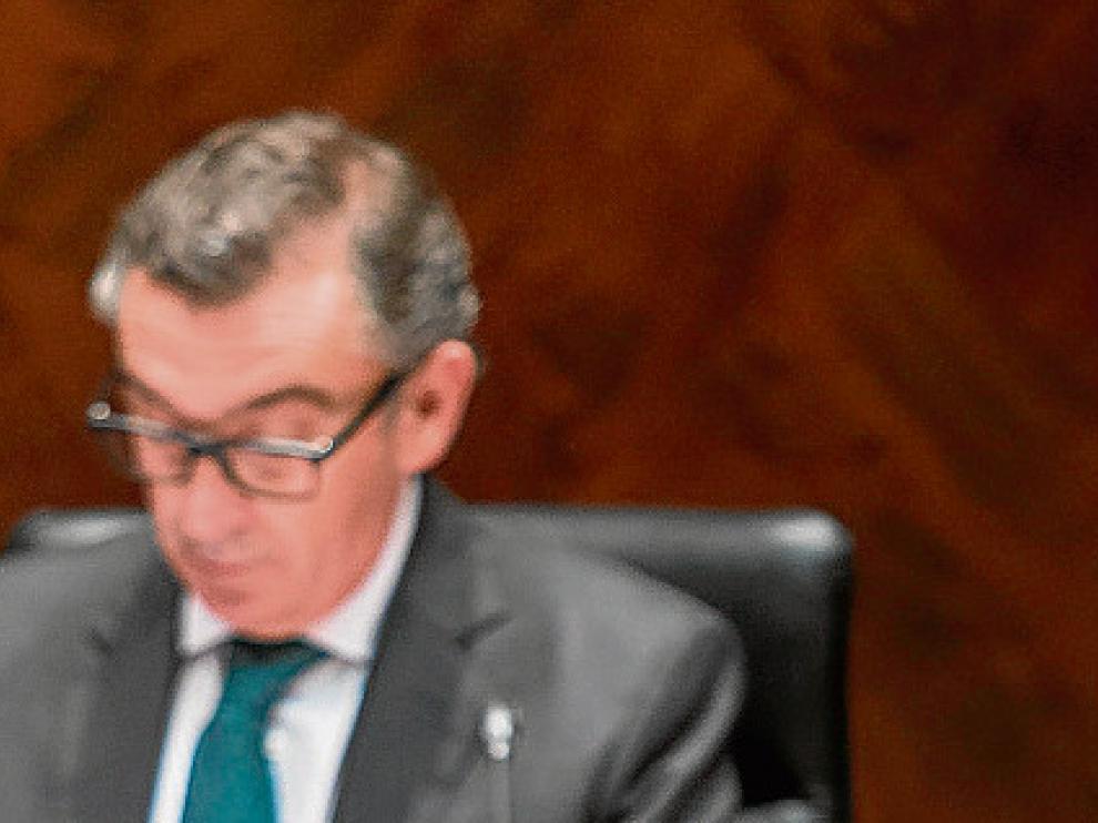 Fernando Gimeno en una imagen de archivo.