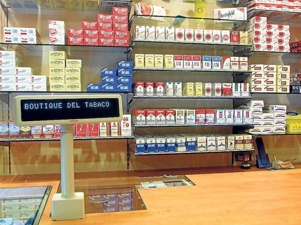 Un establecimiento soriano de venta de productos derivados el tabaco.